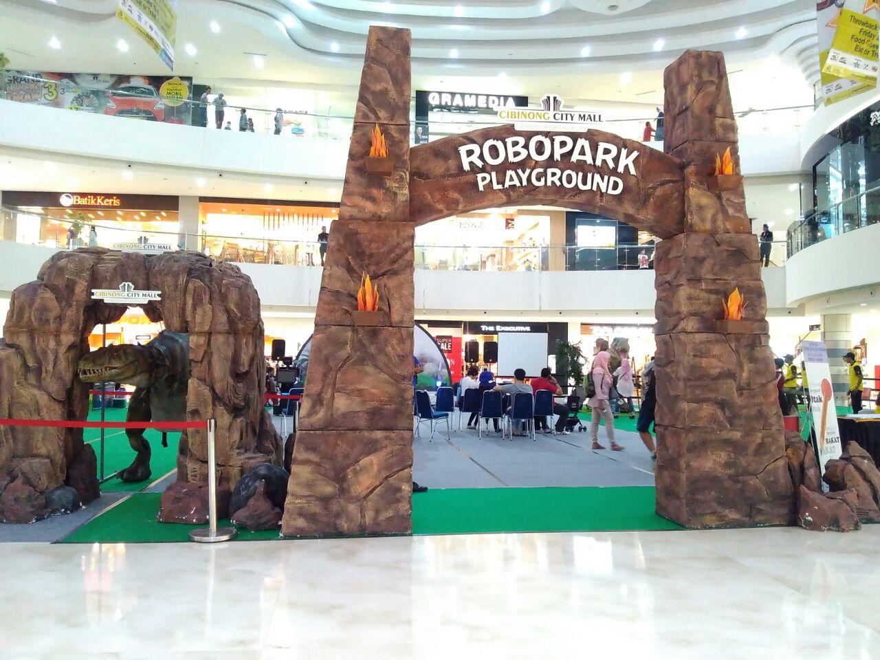 Hasil gambar untuk robopark indonesia