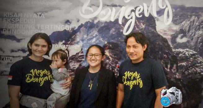 Aksa 7 Bikin Film Dokumenter Negeri Dongeng Mengambil