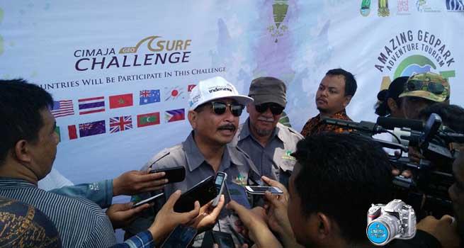 Menpar Prediksi Wisata Sukabumi Bakal Sekelas Bali