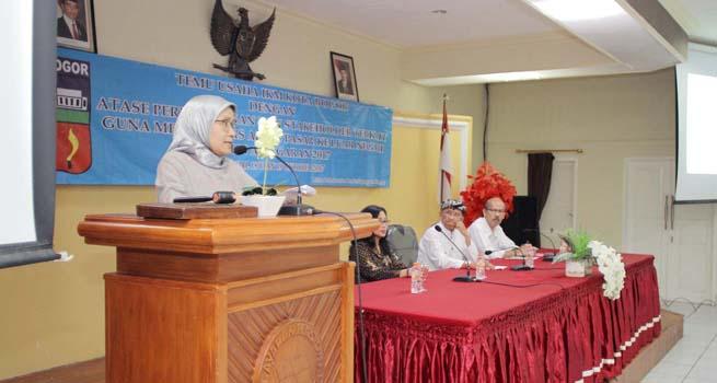 Disperindag Kota Bogor Pertemukan Pelaku IKM dengan Atase Perdagangan dan Stakeholder