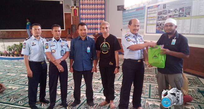 MCI Kunjungi Para Mualaf Warga Binaan Lapas Paledang Bogor