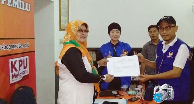 Pilwalkot 2018, DPD NasDem Kota Bogor Lebih Fokus Pada Pemilu Serentak 2019
