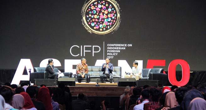 Bima Diundang Jadi Pembicara di Konferensi Kebijakan Luar Negeri Indonesia 2017