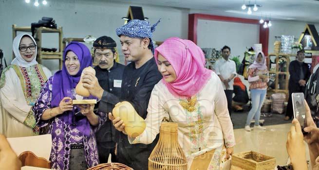 Promosikan Kuliner dan Kerajinan,  Bakul Bogor Resmi Dikukuhkan