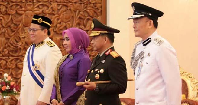 Kapolri Jendral (Pol) Tito Karnavian Dianugerahi First Class Police Force Bravery Award dari Kerajaan Malaysia