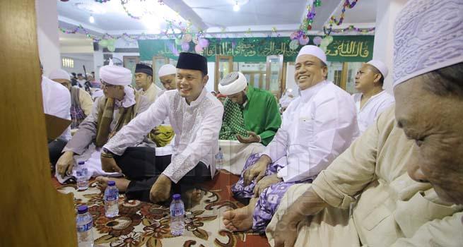 Wali Kota Bogor Hadiri Maulid Akbar Nabi Muhammad SAW 1439 Hijriah di Keramat Empang