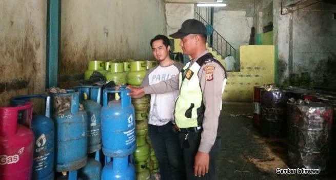 Merebaknya Kelangkaan Gas 3kg Bersubsidi, Kapolresta Bogor Kota Perintahkan Jajaranya Monitoring