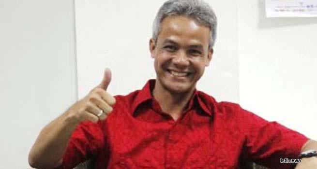 Ketua DPD PDIP Bambang Wuryanto, Survey Ganjar Pranowo Masih Meningkat