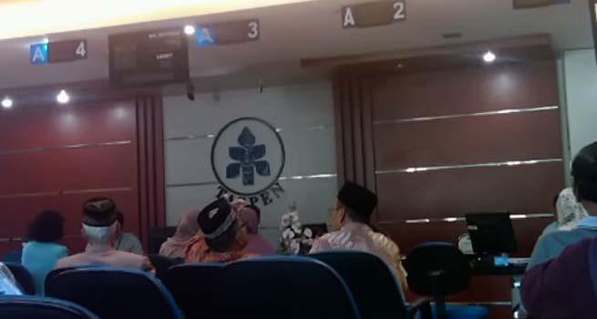 Pt Taspen Semarang