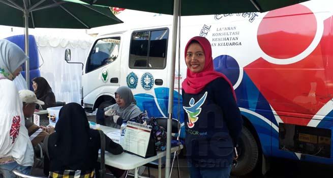 Layanan Mobil Curhat peduli kesehatan masyarakat Bogor | Sumber: Inilah Online