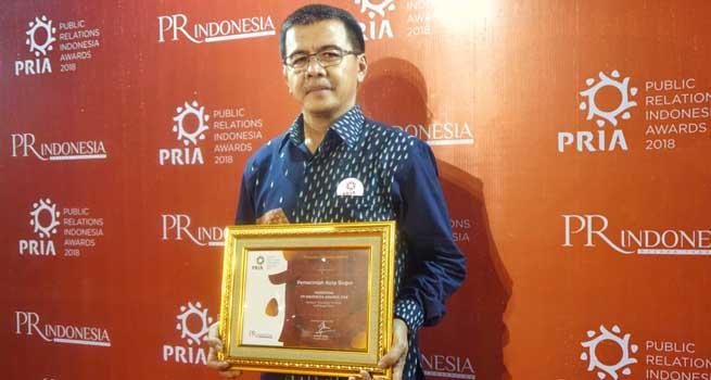 Kota Bogor Populer di Media