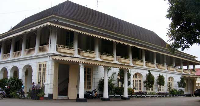 485 Bangunan Cagar Budaya Di Kota Bogor Diinventarisir