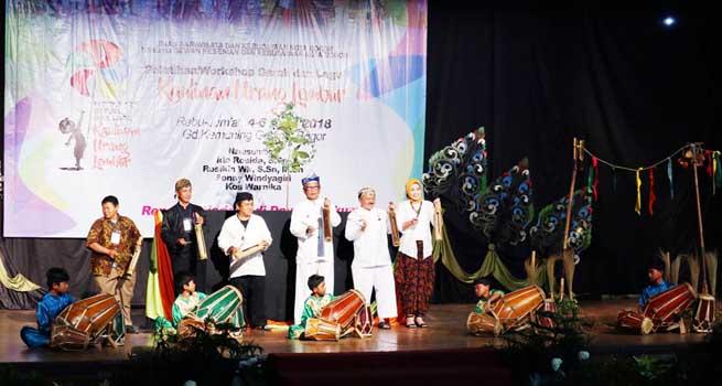 Lestarikan Budaya, Plt. Wali Kota Bogor Dorong 'Kaulainan Urang Lembur' Dibuat Digital
