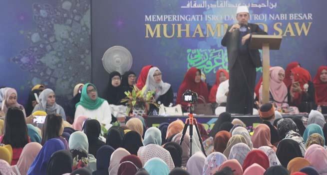 Habib Alwi Yakin Ade Yasin Kompeten Menjadi Bupati Bogor