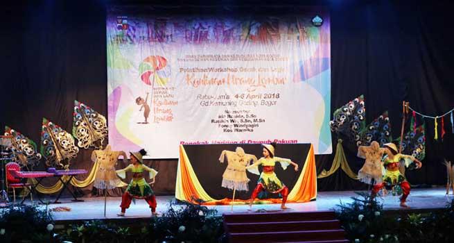 Disparbud dan DK3B Kota Bogor Gelar  Workshop Gerak dan Lagu 'Kaulinan Urang Lembur'
