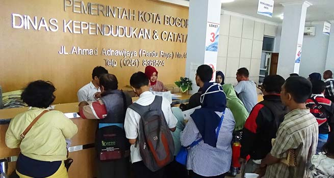 11.871 e-KTP Siap Cetak, Masih Terkendala Akibat Habis Tinta
