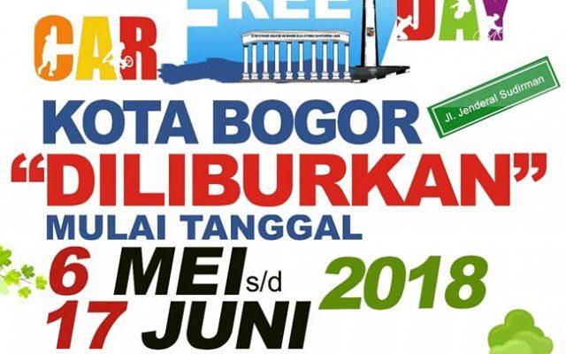 Car Free Day Ditutup Sementara Selama Bulan Ramadhan 1439 H