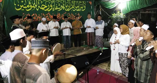 Ida Fauziyah Gelar Dzikir dan Semaan Al-Qur'an