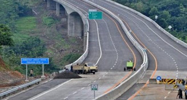Menghadapi Lebaran, Ruas Tol Salatiga-Boyolali-Solo akan Difungsikan Satu Jalur