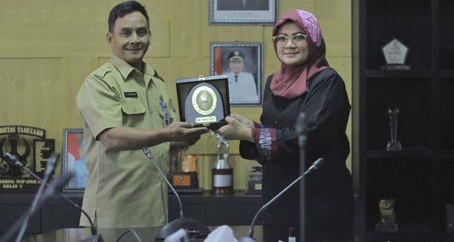 Komnas HAM Studi Banding ke Pemkot Bogor