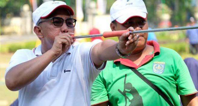 Wali Kota Depok Ajak Generasi Muda Lestarikan Olahraga Tradisional