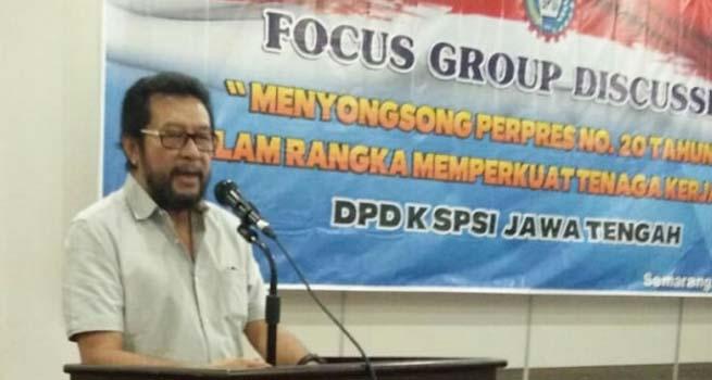 Pemerintah Diminta Tingkatkan Pengawasan Masuknya Tenaga Asing di Indonesia