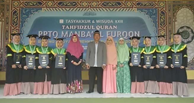Cetak Penghafal Qur'an, Disebar ke Seluruh Nusantara dan Mancanegara