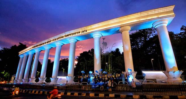 Bersaing Memperebutkan Gelar 'The Most Loveable City', Jakarta, Bogor dan Balikpapan Kampanye We Love Cities