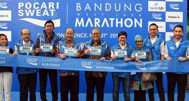 Bandung West Java Marathon 2018 Digelar 22 Juli Mendatang