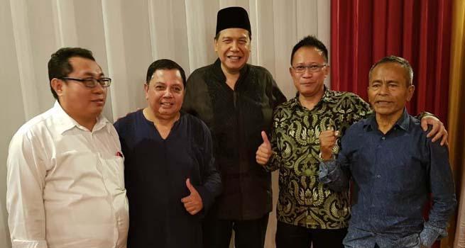 Chairul Tanjung Siap Hadiri Rakernas III SMSI
