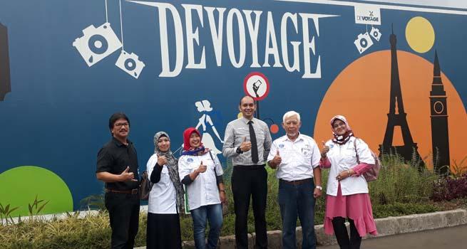 Majukan Pariwisata, ASITA Kota Bogor Tanda Tangani 'MoU' dengan Devoyage
