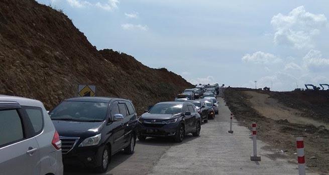 Jalan Fungsional Salatiga-Kartasura Beroperasi Kembali Hingga Pukul 21.00 Wib