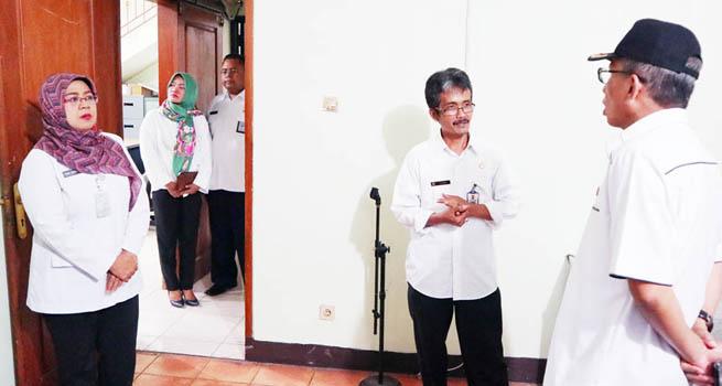 Kehadiran PNS di Kota Bogor Capai 99,65 Persen
