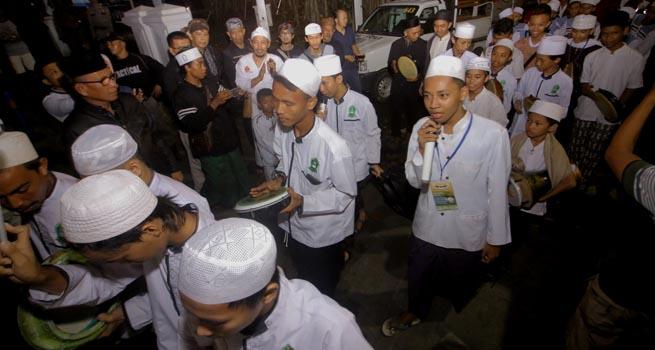 Ratusan Peserta Meriahkan Kirab Bogor Bertakbir