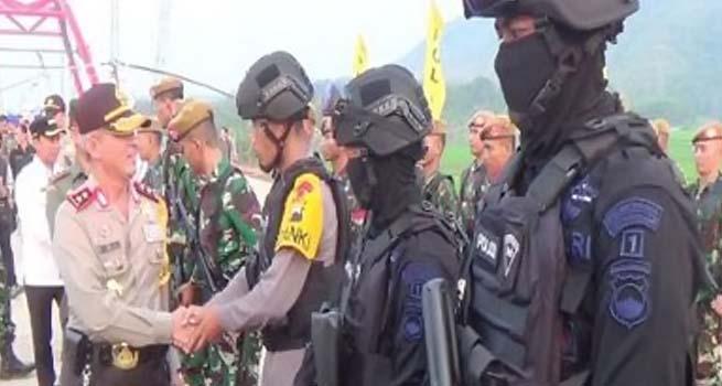 Polda Jateng Terjunkan Penembak Jitu di Tempat yang Rawan Begal