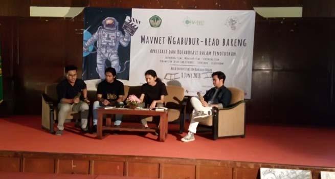 Bogor Sinema Sepakat Singkirkan Gengsi Sineas!, Berdakwah Lewat Film
