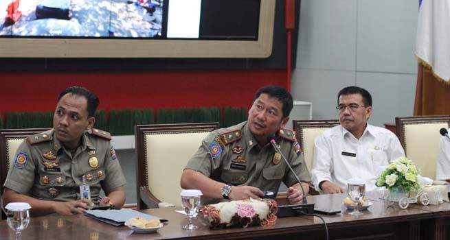 Pasca Idul Fitri, Pemkot Bogor Kembali Tata PKL Dewi Sartika