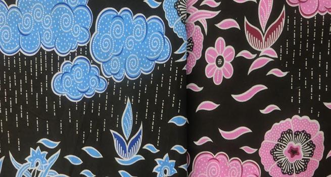 Batik Bogor sebagai oleh-oleh khas Jawa Barat