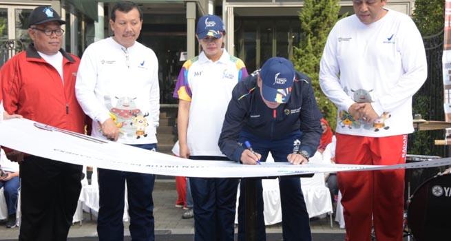 BBPOM Siapkan Mobil Laboratorium Keliling di Seluruh Venue Asian Games
