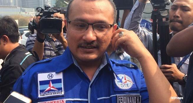 Demokrat Sepakat akan All Out Berdarah-darah Menangkan Prabowo