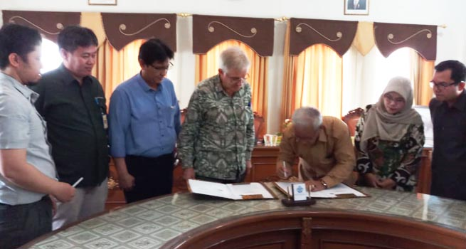 UIN Sulthan Thaha Saifuddin Jambi-Tanoto Foundation Sinergi Tingkatkan Mutu Madrasah