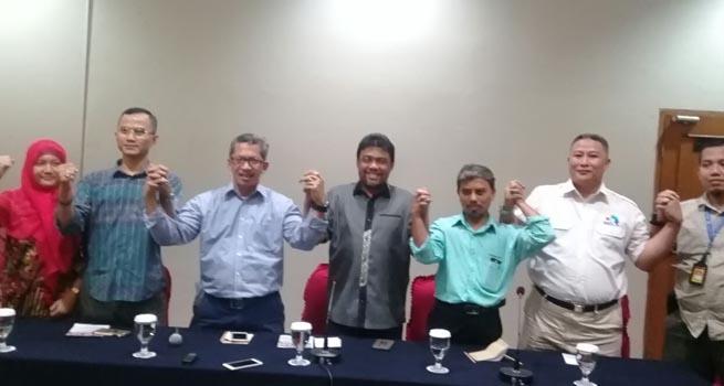 KSPI Bakal Kerahkan Puluhan Ribu Buruh Hantarkan Prabowo Subianto Ke KPU