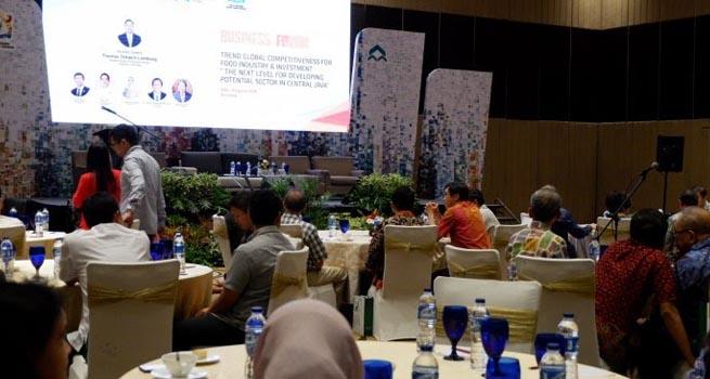 Kawasan Industri Kendal Adakan Forum Bisnis Kerja Sama dengan Kadin Jateng