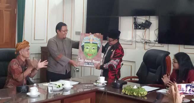 Plt Wako Malang Siap Majukan Seni dan Kebudayaan Kota Malang