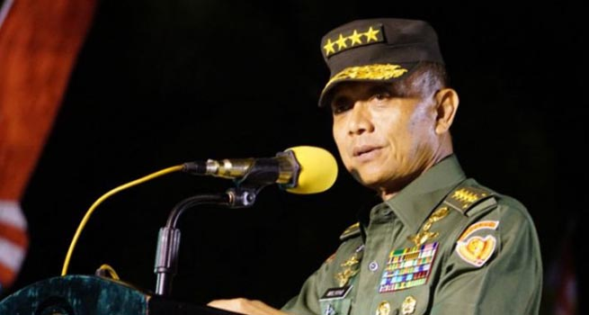 Kasad: Komando Kewilayahan Turut Suskseskan Pembangunan Nasional dan Tumbuhkan Nilai Imunitas Bangsa