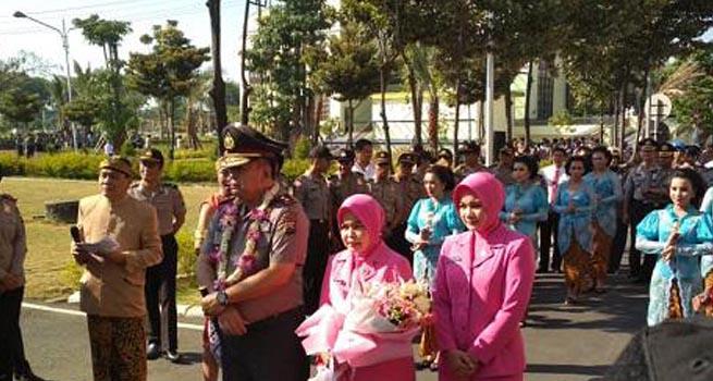 Kapolda Jatim Irjen Luki Hermawan Siap Sukseskan Pileg-Pilpres 2019