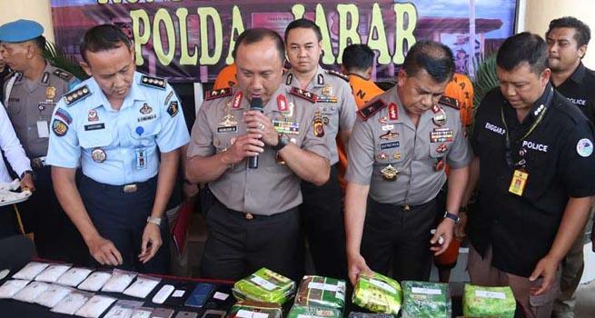 Bak Freddy Budiman, Napi Didalam Lapas Subang Atur Transaksi Sabu Seberat 10,479 Kg