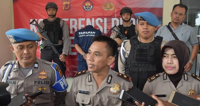 Polsek Cileungsi Ungkap Pembunuhan Sadis, Kepala Korban Dipukul Balok Lalu Alat Vital Dipotong