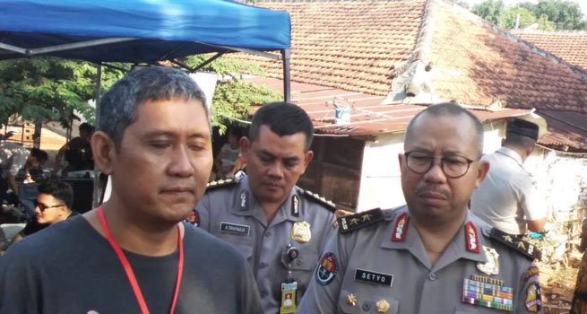 Pembuatan Film 'Pohon Terkenal' Dibuat di Lingkungan Akpol Semarang