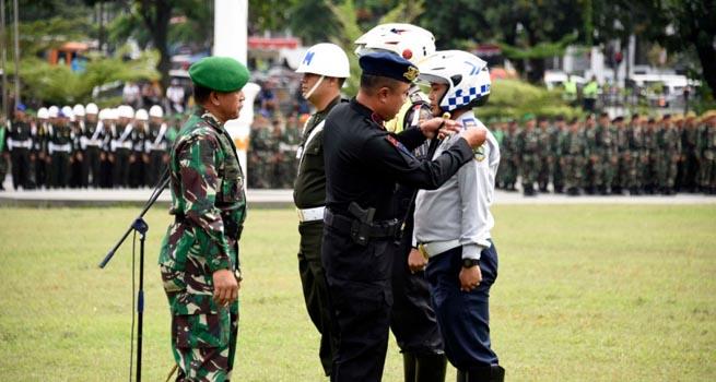 Polri dan TNI Siap Amankan Proses Pemilu 2019